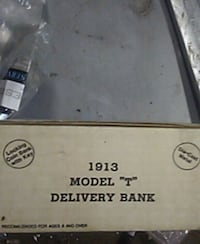 Ertel model T West York, 17404