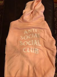 Anti Social Social Club Hoodie Woodbridge, 22191