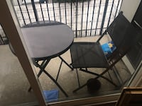 Patio table and chair set Walnut Creek, 94596