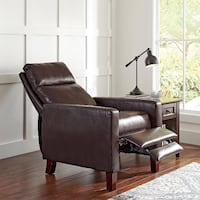 Brand New Better Homes and Gardens Adams Pushback Recliner, Rich Brown Houston, 77008