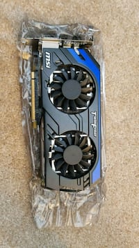 660 Ti Video Card Laurel, 20724