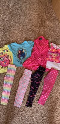 Shirts and leggings Newton, 50208