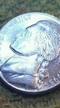 1995p,Doubled Die Manchester, 03104