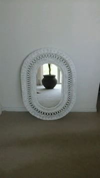 Wicker mirror  Whitby, L1N