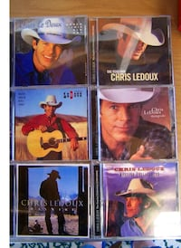 Chris Ledoux Country western CD Music 2245 mi