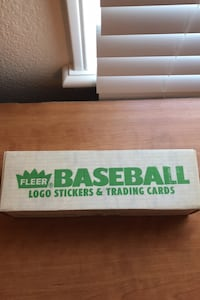 1988 Fleer Baseball Cards *Factory Sealed* Concord, 94521
