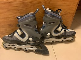 Never worn - Men's rollerblades