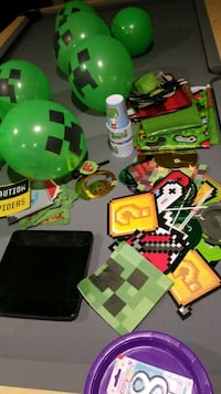 Minecraft party decorations  Silver Spring, 20904