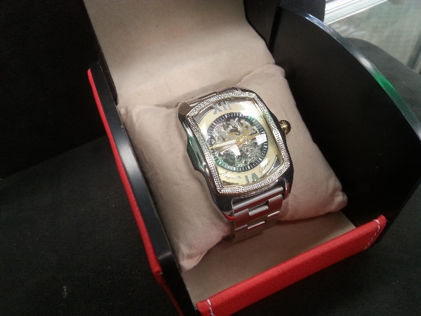 Auguste Galan Automatic Watch - 45950 c12be773-990c-4fb4-a13d-82f6e7255bc6