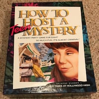 """How to Host a Teen Mystery"" Game Potomac"