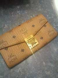 MCM wallet ***delivery avail Langley City, V2Y 1W9