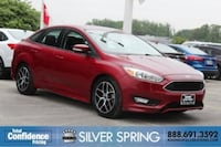 2015 FORD FOCUS SE Silver Spring, 20904