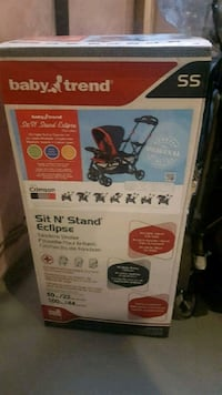 Baby Trend sit and stand Eclipse stroller Vaughan, L4L 1A6