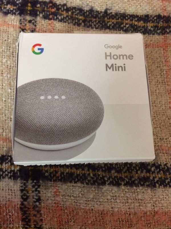 Google home mini (NEW)
