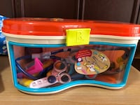 Deluxe Medical Kit for Toddlers - Pretend Play Set for Kids Leesburg