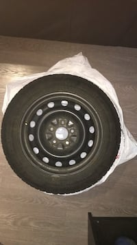 General AltiMax Arctic 205/55/16 4 Winter tires with rim tires 30% Vancouver