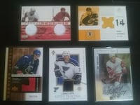 4 jersey cards and 1 autograph card Hamilton, L8L 3Y9