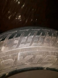 Nokia All weather tires 205/60R 15