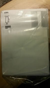 Pack of lil lace curtains. Never used. Brand new. Toronto, M6C 3B1
