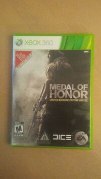 Medal of Honor limited edition Ottawa, K2P 2C8