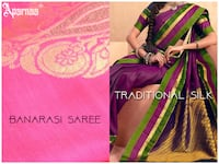Want Some Gorgeous Sarees but have a strict budget? Try out art Silk Sarees. KOLKATA