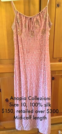Beautiful Anopia Collezioni dress Frederick