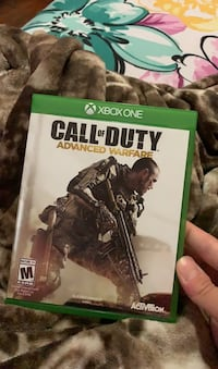 xbox one call of duty advanced warfare