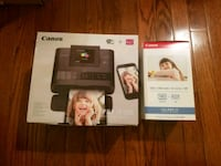 Canon Selphy CP1200 Compact Photo Printer Oradell, 07649