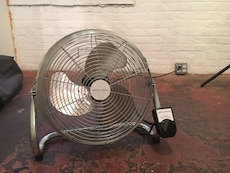 Fan: powerful and works well!