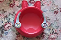 Radio Flyer Spin N Saucer -Red New York