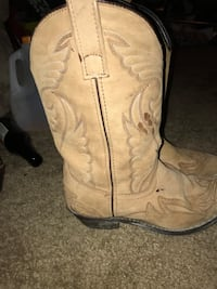 Women's 8w cowgirl boot Dover, 17315