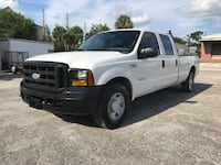 07 Ford f250sd diesel low miles quad cab long bed  Clearwater, 33762