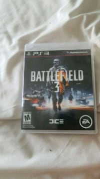 Battlefield 3 PS3 game case Amsterdam, 12010