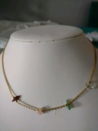 GOLD FILLED NECKLACE. NEVER CHANGES. NOT PLATED. I Calgary, T3G 4A6