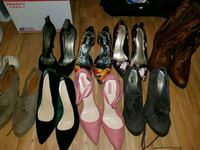 women's assorted pairs of shoes Altamonte Springs, 32714