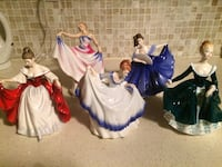 Royal Doulton figurines 542 km