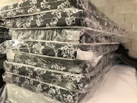 "brand new 5"" foam smooth top mattress warehouse sale  多伦多, M1V 0C9"