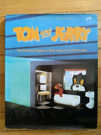 Tom and Jerry: The Definitive Guide to Their Animated Adventures Toronto, M5P 3H3