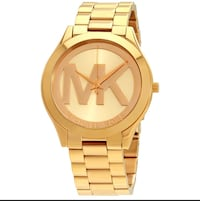 I am selling a MK watch runway for woman Mount Vernon, 10550