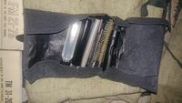 Military issue gun cleaning kit