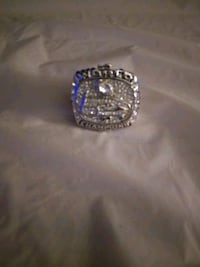 2013 Seattle Seahawks Wilson World Champion Ring