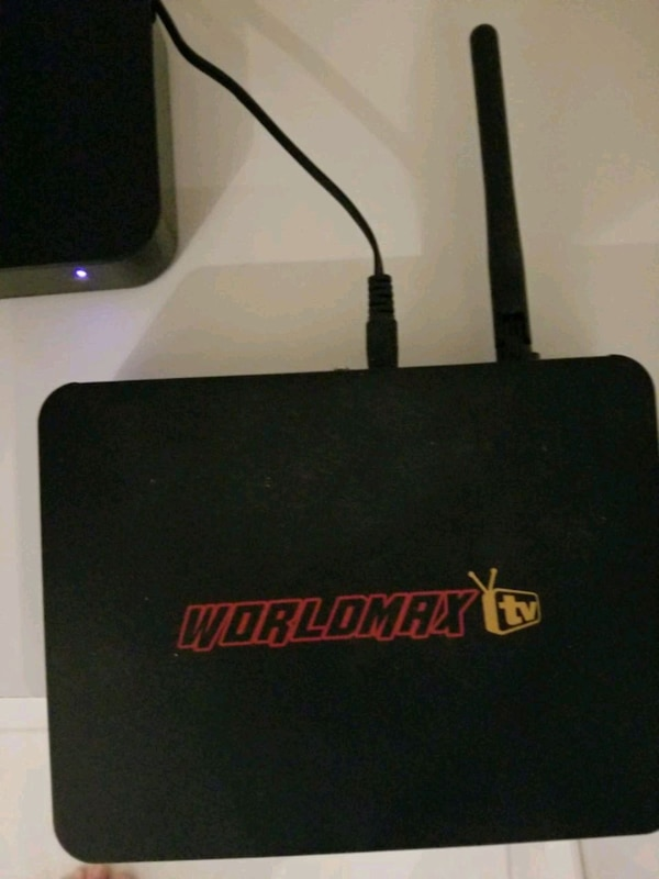 World max tv box