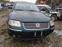 2001 PASSAT FOR PARTS ONLY Dallas