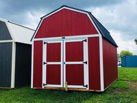 10x16 Lofted Barn storage shed Dickinson, 77539