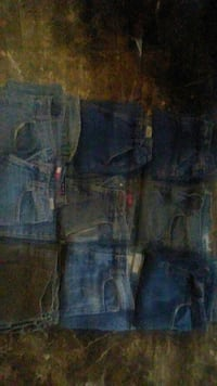 Boys jeans size 10 lot