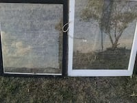 Antique glass windows Somers, 59932
