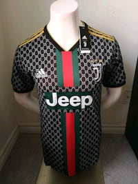 Juventus 2019 Gucci Edition Jerseys