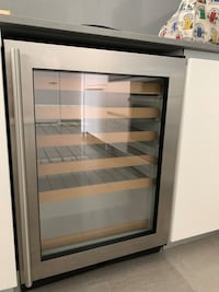 U LINE Captain Series WINE COOLER - retail price $1719 South Miami, 33143