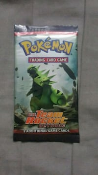 Very rare pokemon team rocket returns booster pack Surrey, V3R 7C1
