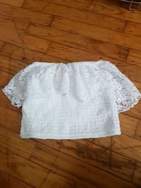 Brand NEW with tag White tube top from Hollister  Vancouver, V5S 2N8